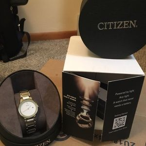 Citizen Eco Watch Womens NIB